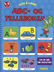 Gøy å lære - ABC- og telleboken