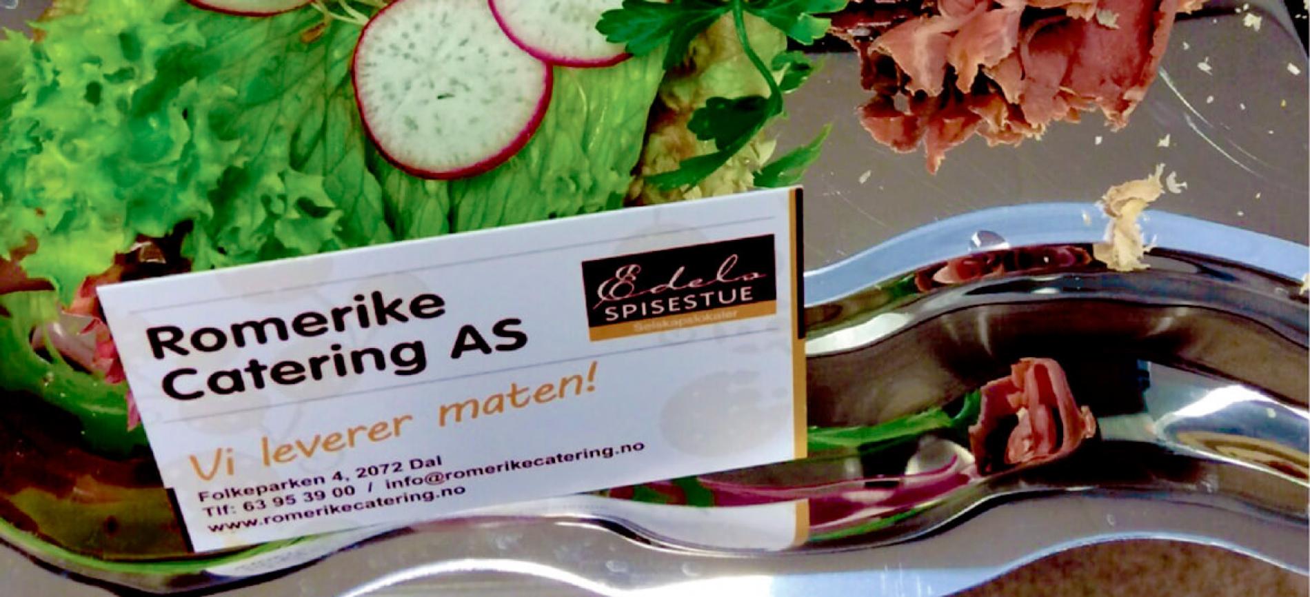 Romerike Catering – selskapsmat rett hjem til deg